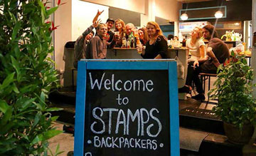 All About Stamps Backpackers - the best hostel in Chiang Mai - Our Crew and Staff